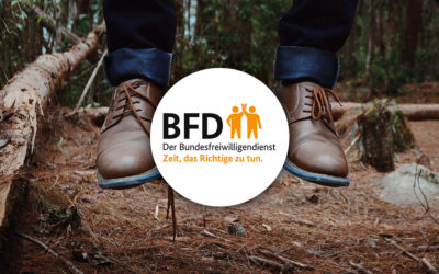 Engagiere dich als BFD oder FSJ